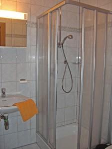 Badezimmer - Ferienwohnung B